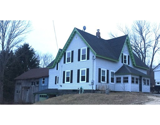 Single Family Home for Sale at 12 Main Street Royalston, Massachusetts 01368 United States