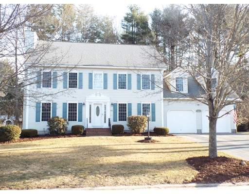 Single Family Home for Sale at 231 Pulpit Bedford, New Hampshire 03110 United States