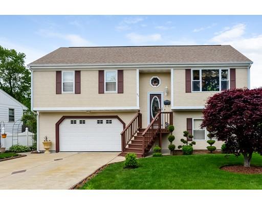 Single Family Home for Sale at 90 Merrill Street 90 Merrill Street East Providence, Rhode Island 02914 United States
