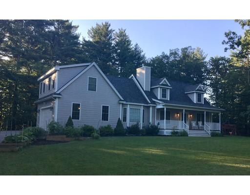 واحد منزل الأسرة للـ Sale في 4 Alyssa Drive 4 Alyssa Drive Townsend, Massachusetts 01469 United States