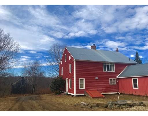 Single Family Home for Sale at 181 Goss Hill Road 181 Goss Hill Road Huntington, Massachusetts 01050 United States
