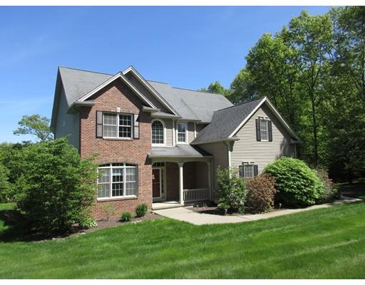 Single Family Home for Sale at 22 Laurel Ridge Road 22 Laurel Ridge Road Southwick, Massachusetts 01077 United States