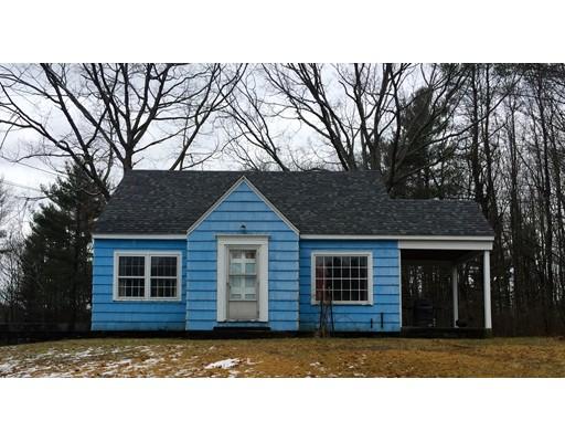 Casa Unifamiliar por un Venta en 180 Union Road 180 Union Road Wales, Massachusetts 01081 Estados Unidos