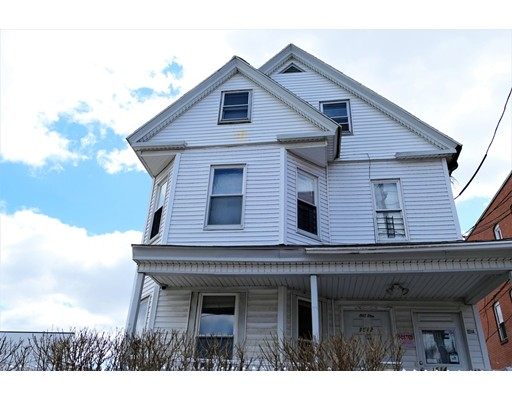 Single Family Home for Rent at 1512 Dwight street Holyoke, Massachusetts 01040 United States