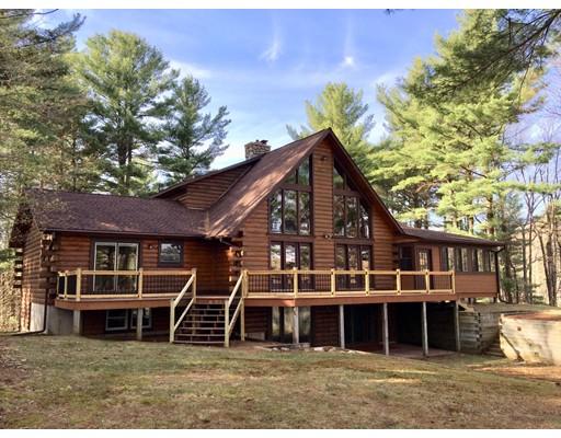 واحد منزل الأسرة للـ Sale في 240 Minott Road 240 Minott Road Westminster, Massachusetts 01473 United States