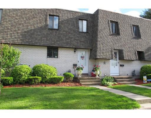 共管式独立产权公寓 为 销售 在 60 Beekman Drive Agawam, 01001 美国