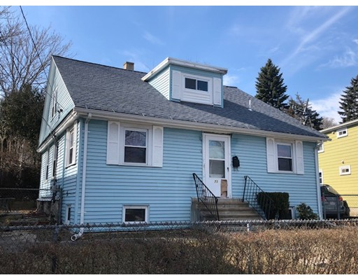 Single Family Home for Sale at 73 Tampa Street 73 Tampa Street Boston, Massachusetts 02136 United States