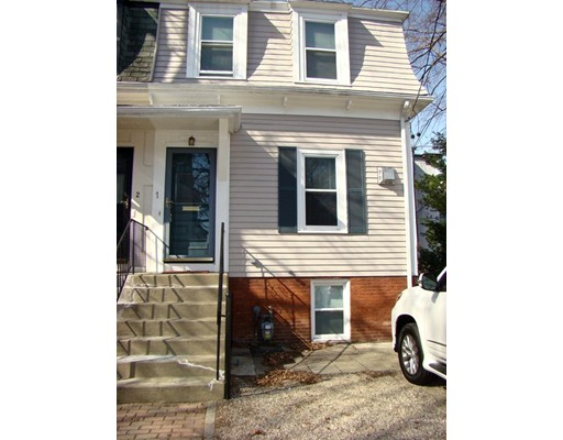 Single Family Home for Rent at 1 Nichols Place Cambridge, Massachusetts 02138 United States
