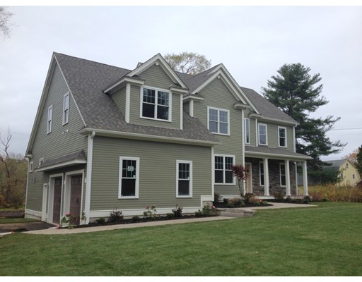 Single Family Home for Sale at 23 Vose Hill Road 23 Vose Hill Road Westford, Massachusetts 01886 United States