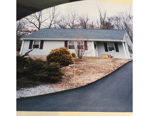 Single Family Home for Sale at 25 Shelly Road Norton, Massachusetts 02766 United States