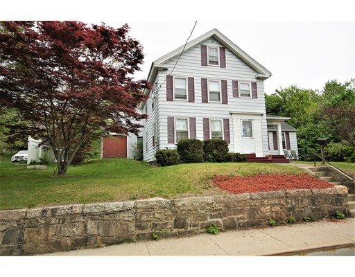 Single Family Home for Sale at 47 Dutcher Street Hopedale, Massachusetts 01747 United States