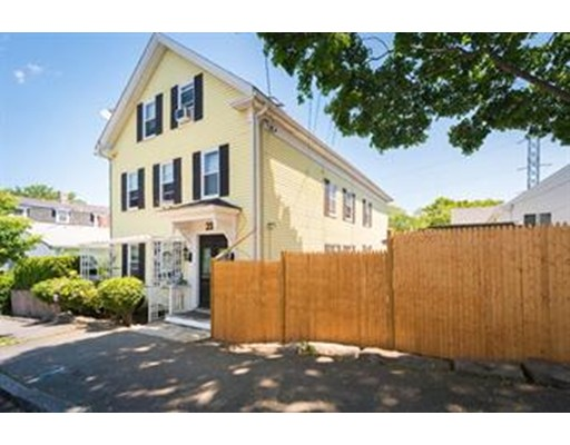 Single Family Home for Rent at 23 Wellman Street 23 Wellman Street Beverly, Massachusetts 01923 United States