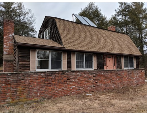 Single Family Home for Sale at 59 Sutcliffe Road 59 Sutcliffe Road Brimfield, Massachusetts 01010 United States
