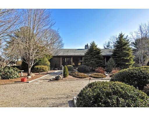 Casa Unifamiliar por un Venta en 1254 Santuit-Newtown Road 1254 Santuit-Newtown Road Barnstable, Massachusetts 02635 Estados Unidos