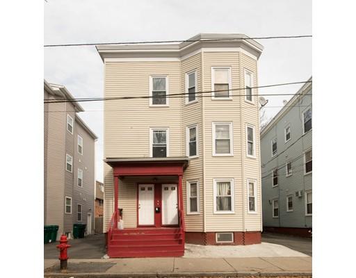متعددة للعائلات الرئيسية للـ Sale في 20 Barrett Street 20 Barrett Street Lynn, Massachusetts 01905 United States