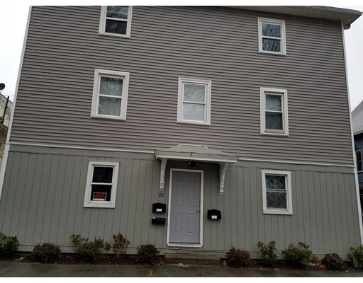 Single Family Home for Rent at 26 Hawley Worcester, 01609 United States