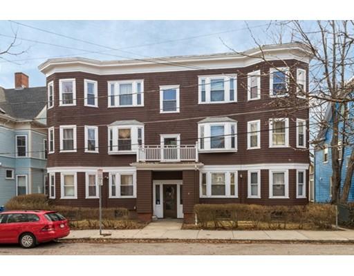 Casa Multifamiliar por un Venta en 8 Brastow Avenue 8 Brastow Avenue Somerville, Massachusetts 02143 Estados Unidos