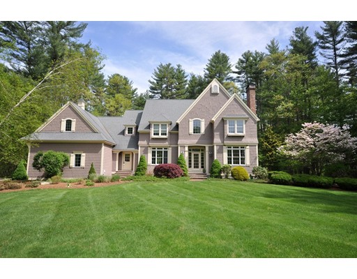 Single Family Home for Sale at 92 Kimball Road 92 Kimball Road Carlisle, Massachusetts 01741 United States