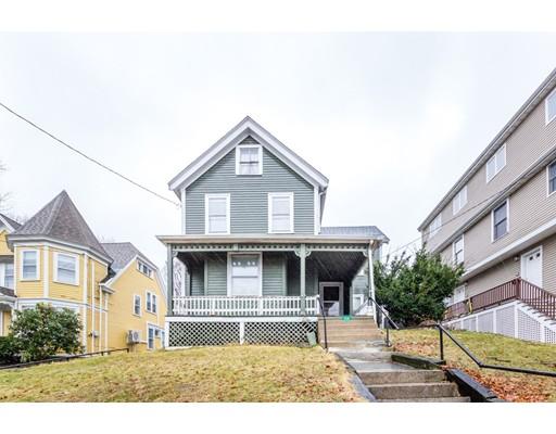 Single Family Home for Sale at 1150 Adams Street 1150 Adams Street Boston, Massachusetts 02124 United States