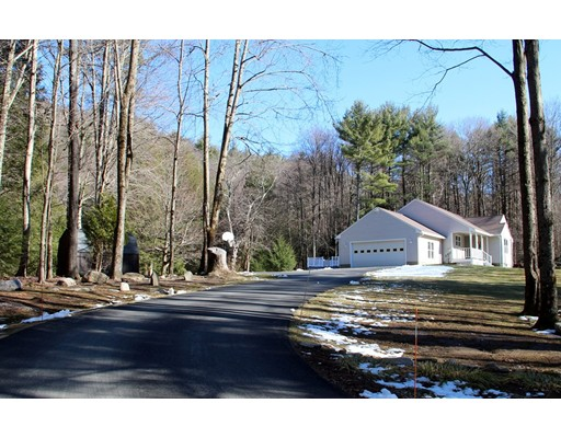 Single Family Home for Sale at 207 Old Wendell Road 207 Old Wendell Road Northfield, Massachusetts 01360 United States