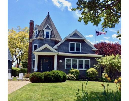 Maison unifamiliale pour l Vente à 22 Collier Avenue 22 Collier Avenue Scituate, Massachusetts 02066 États-Unis