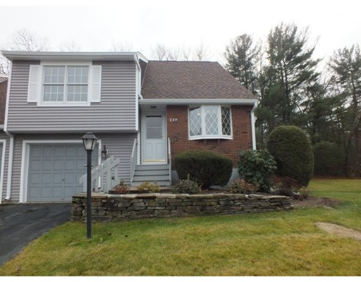 Single Family Home for Rent at 237 The Meadows 237 The Meadows Enfield, Connecticut 06082 United States