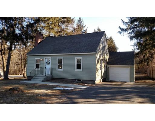 Частный односемейный дом для того Аренда на 596 East 596 East Suffield, Коннектикут 06078 Соединенные Штаты