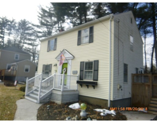 Single Family Home for Sale at 17 Laurel Hill Road Southbridge, 01550 United States