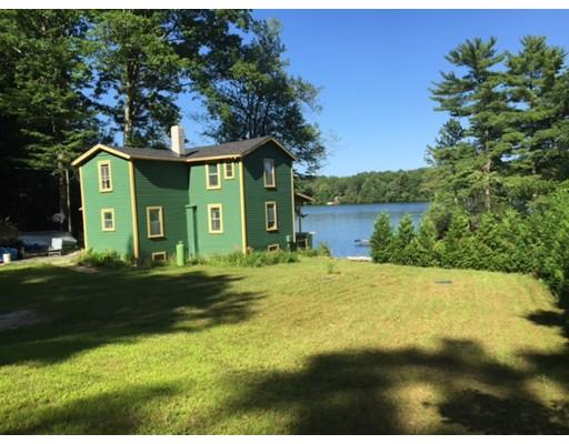 Maison unifamiliale pour l Vente à 36 Spa Road 36 Spa Road Phillipston, Massachusetts 01331 États-Unis