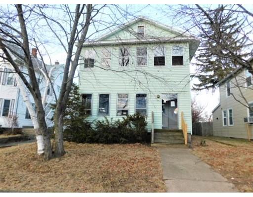 Multi-Family Home for Sale at 57 Gates Street Holyoke, Massachusetts 01040 United States