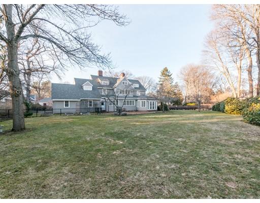 Maison unifamiliale pour l Vente à 4 COPLEY Street 4 COPLEY Street Winchester, Massachusetts 01890 États-Unis