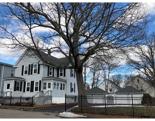 独户住宅 为 销售 在 48 Oakland Avenue Attleboro, 02703 美国