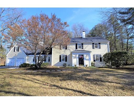 独户住宅 为 销售 在 284 Willis Road 萨德伯里, 01776 美国