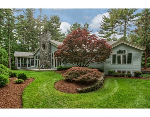 Single Family Home for Sale at 193 Monument Farm Road 193 Monument Farm Road Concord, Massachusetts 01742 United States