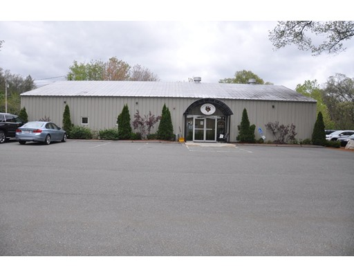 Commercial for Sale at 1700 Providence Road 1700 Providence Road Northbridge, Massachusetts 01588 United States