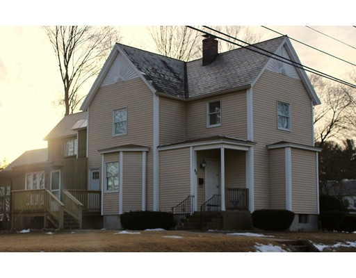 Single Family Home for Rent at 40 Parker Avenue 40 Parker Avenue Westfield, Massachusetts 01085 United States