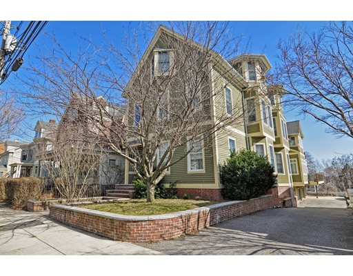 Single Family Home for Sale at 137 Sycamore 137 Sycamore Somerville, Massachusetts 02145 United States