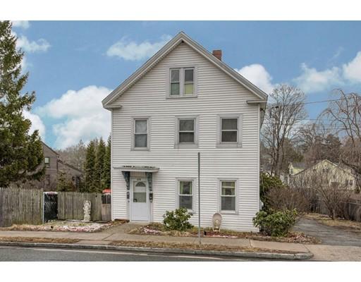 Casa Multifamiliar por un Venta en 173 Kenoza Avenue Haverhill, Massachusetts 01830 Estados Unidos