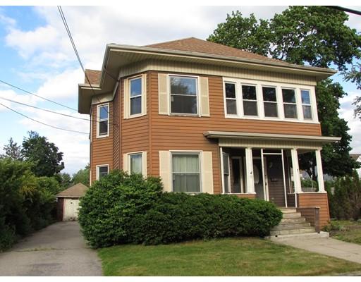 多户住宅 为 销售 在 81 Dennis Street Attleboro, 02703 美国