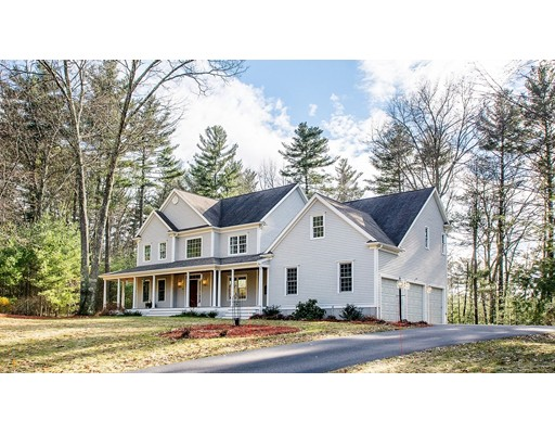 Single Family Home for Sale at 34 Juniper Road Upton, Massachusetts 01568 United States