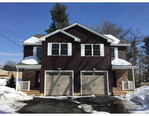 واحد منزل الأسرة للـ Rent في 13 Sheri Lane 13 Sheri Lane Agawam, Massachusetts 01001 United States