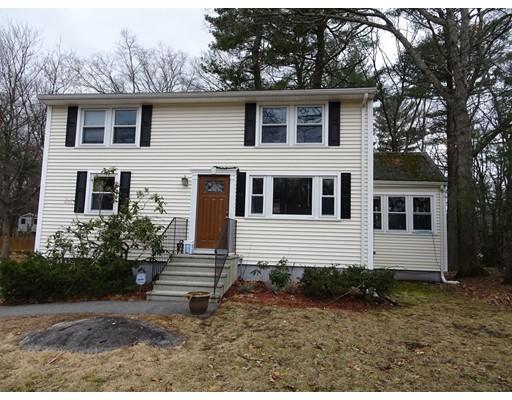 Maison unifamiliale pour l à louer à 3 Woodhill Road 3 Woodhill Road Burlington, Massachusetts 01803 États-Unis