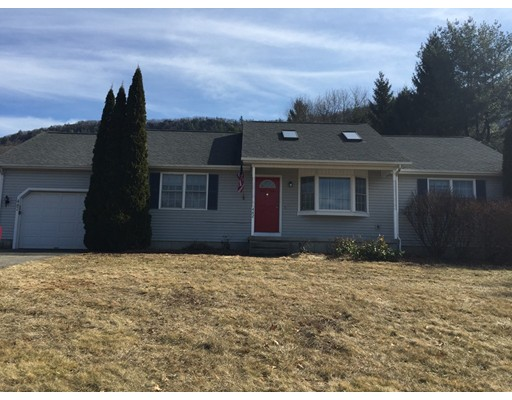 Single Family Home for Sale at 442 East Street 442 East Street Easthampton, Massachusetts 01027 United States