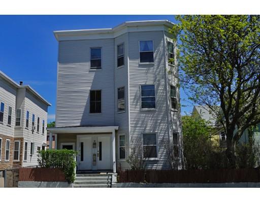 Квартира для того Аренда на 335 Beacon St #2 335 Beacon St #2 Somerville, Массачусетс 02143 Соединенные Штаты