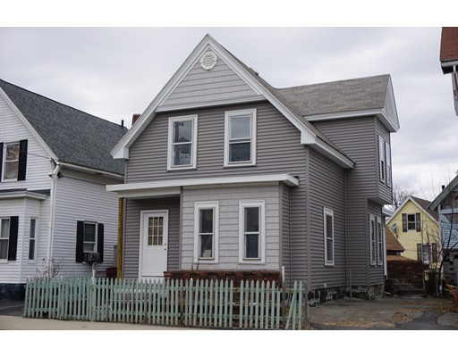 Single Family Home for Sale at 195 Westford Street Lowell, 01851 United States
