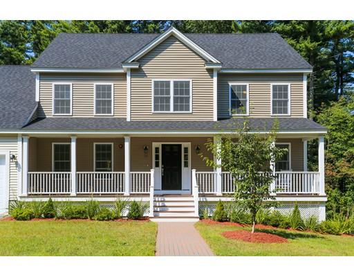 Частный односемейный дом для того Продажа на 26 Liberty Square Road 26 Liberty Square Road Boxborough, Массачусетс 01719 Соединенные Штаты