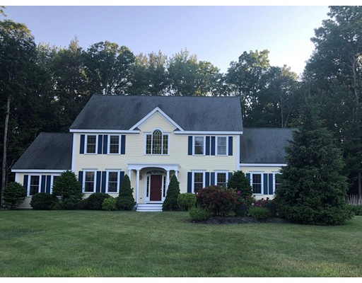 Single Family Home for Sale at 16 Village Road 16 Village Road Pepperell, Massachusetts 01463 United States