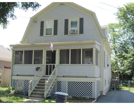 Maison unifamiliale pour l Vente à 9 Hope Avenue 9 Hope Avenue Fairhaven, Massachusetts 02719 États-Unis