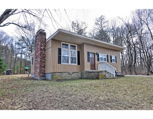 Single Family Home for Sale at 24 Summit Street 24 Summit Street Millville, Massachusetts 01529 United States
