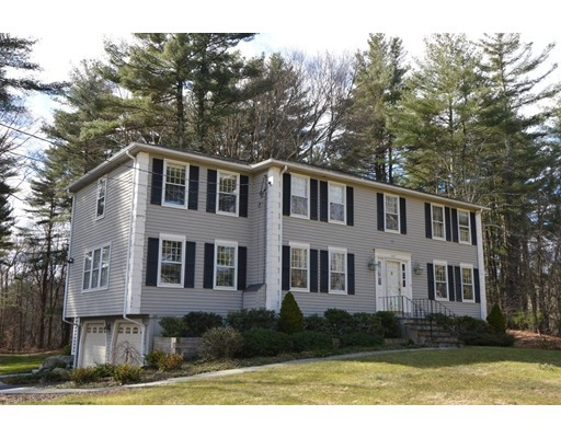 Single Family Home for Sale at 107 Orchard Street 107 Orchard Street Millis, Massachusetts 02054 United States